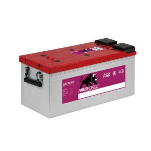 Rrudforce batteria polo positivo sinistra