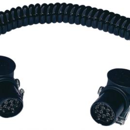 Spirale elettrica 15 poli 24V M. 4