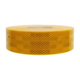 ECE104nastro segnaletico di sicurezza giallo, classe 3